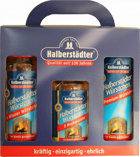 Halberstädter Geschenkkoffer