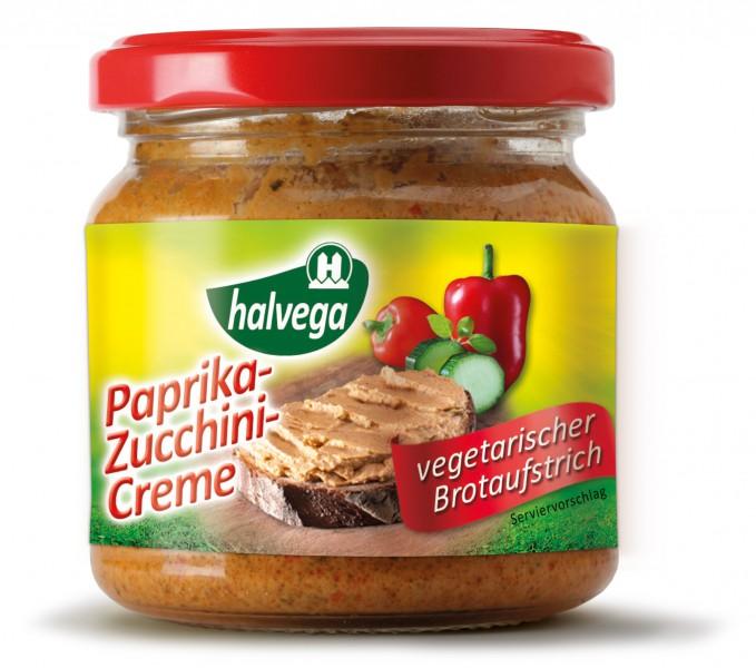 Paprika-Zucchini-Creme