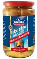 Kaminrauch Schinkenbockwurst