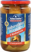 Kaminrauch Bockwurst