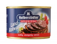 Land-Rotwurst