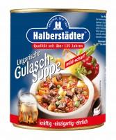 Ungarische Gulasch-Suppe