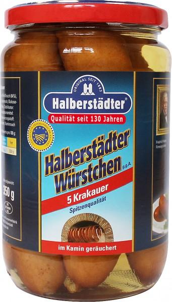 Krakauer Kaminrauch Bockwurst