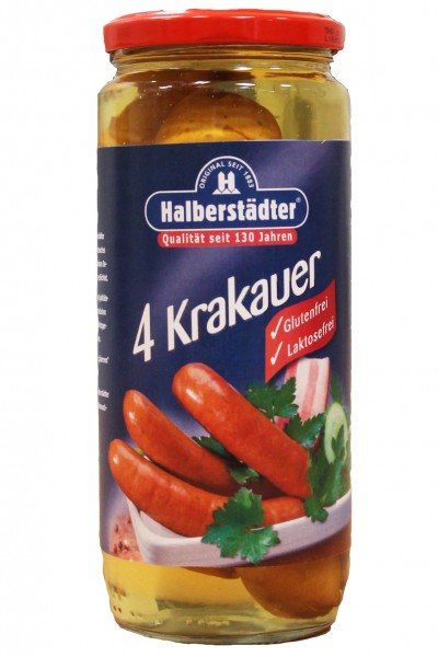 Krakauer Würstchen 4/300g