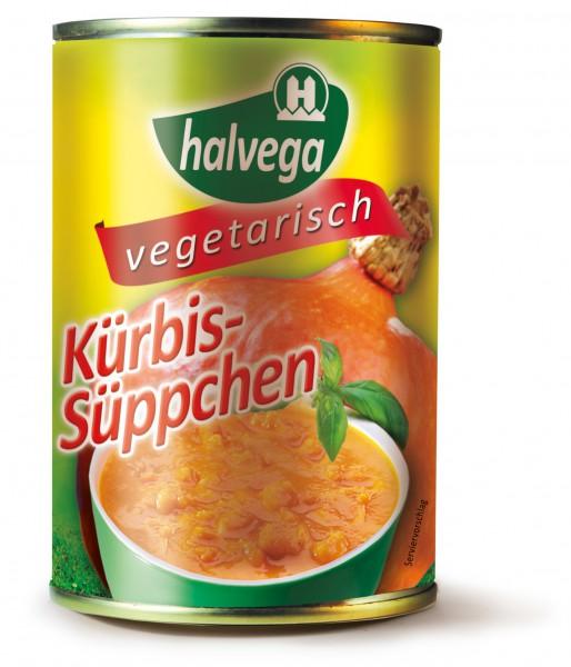 Kürbis-Süppchen